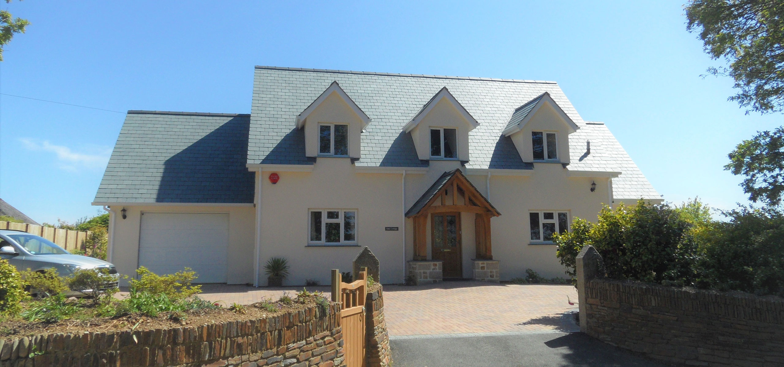 architect falmouth - this is an image of work completed at carnon downs