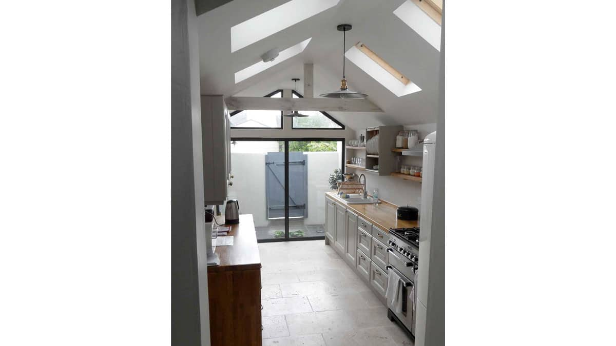 extension, internal image at mount pleasant falmouth